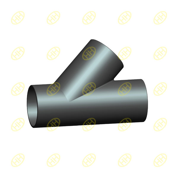 Lateral pipe tee hebei haihao high pressure flange