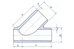 lateral-tee-drawing